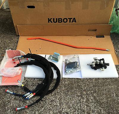 Kubota Spill Guard Valve Kit 7j056-96000 For Front Loader Ktc Wg B2346 La534