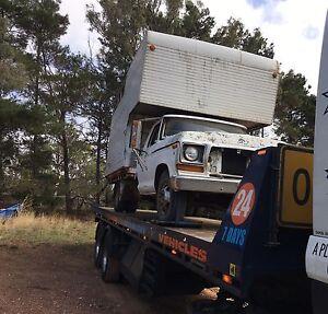 Ford scrap pick up Molendinar Gold Coast City Preview