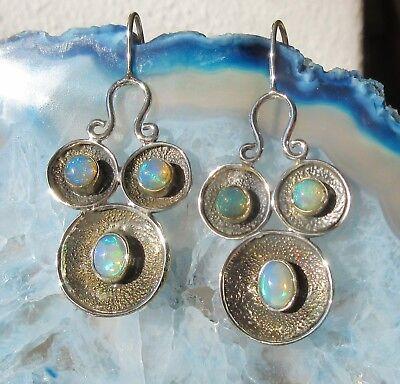 n aus Opal Stein des Oktober´Sterling Silber 925 zweifarbig (Zwei Gesicht)