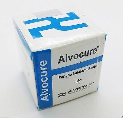 Alvocure Dry Socket Paste Pengha Alveolar Alvogyl Dental Dressing 12g Fresh