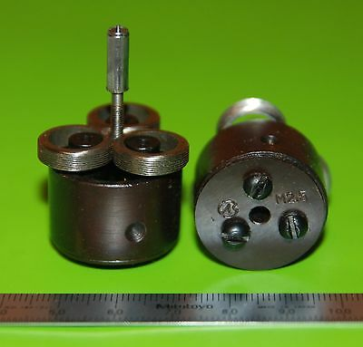 Thread Rolling Head Die - M2.5x0.45 Rodspoke Threading Head Gewinderollkopf