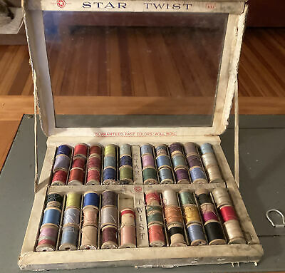 Vintage Antique Peacock Silk Dressmaker Pins  Collector