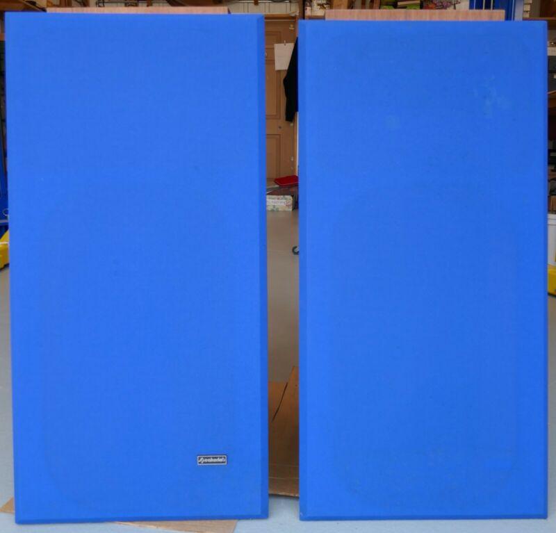 Speakerlab 7WA Speakers Vintage - Set of 2