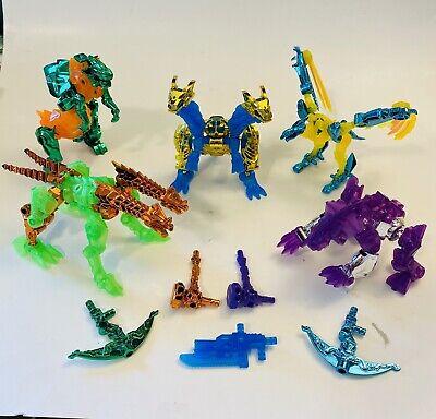 Transformers Prime Beast Hunters ABOMINUS Combiner Deluxe OVERSIZED Set