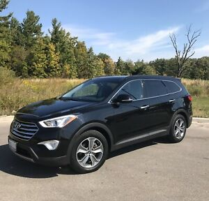 2015 Hyundai Santa Fe XL Luxury 7 Seater EXT Warranty