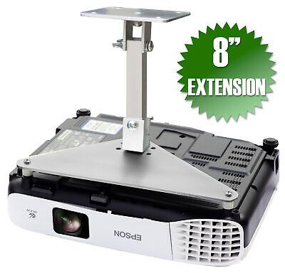 Projector Ceiling Mount for Epson PowerLite 1224 1264 1284 X27 X29 X30 segunda mano  Embacar hacia Mexico