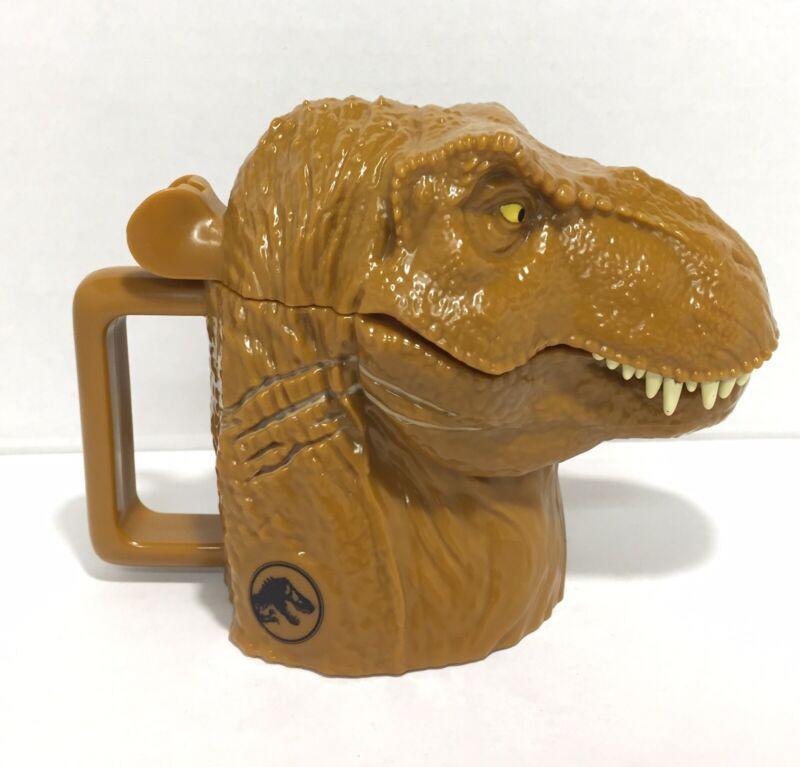 Jurassic Park T-Rex Dinosaur Mug Cup Container