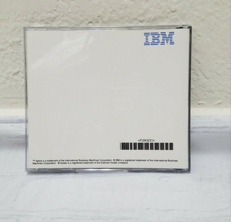 IBM Aptiva CD-ROM: Multimedia Exploration CD-ROM (1994)