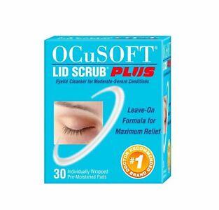 OCuSOFT 730-1-97 Scrub Plus Eyelid Cleanser