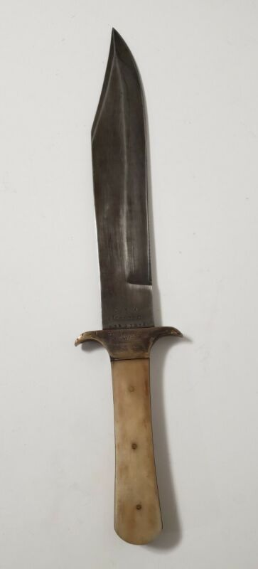 Confederate Bowie Fighting Knife 15in Museum Replica Boyle & Gamble