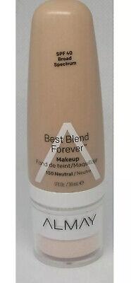 Almay Best Blend Forever Makeup Foundation 130