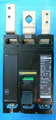 Square D Mgp36600 Circuit Breaker 600 A 3p 600 V New Panel Pull Mgl36600