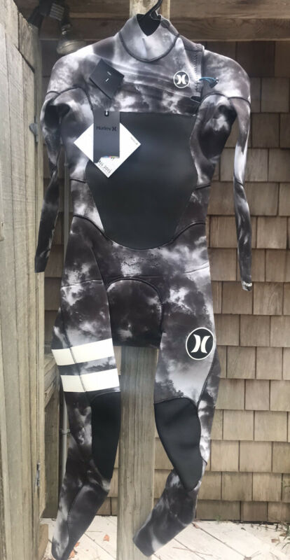 NWT Hurley Fusion 302 Full Wetsuit Sz XS $280