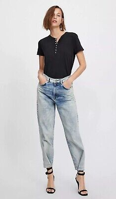 Z1975 Zara Relaxed jeans! UK10! EUR38! Sold Out!