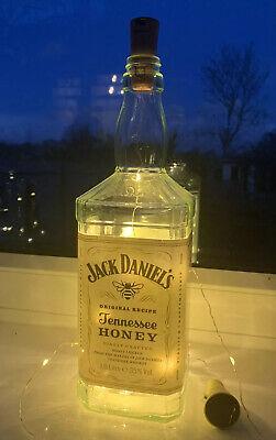 Jack Daniels Honey Light Up Bottle
