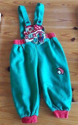 Süßes Faschingskostüm Zwerg Gr. 80 Strampler Firma - Kostüm Firma