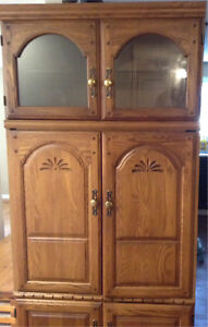 Beautiful Large Entertainment Cabinet 6ft H, 3ft W