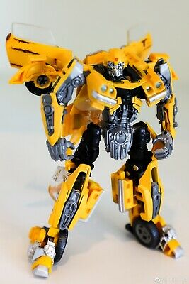 Transformers Studio Series BUMBLEBEE complete Rusty Version 27