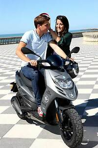 Piaggio Typhoon 50cc 2T Scooter (new - 2 year warranty) Fulham West Torrens Area Preview