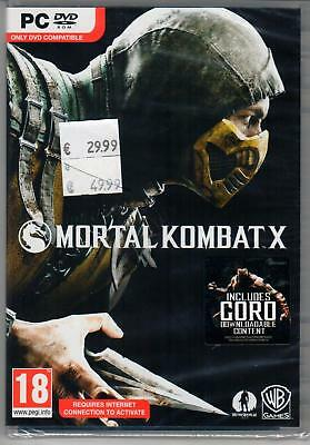✅Mortal Kombat X - PC