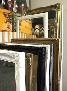 LARGE MIRRORS and more open 7 days Scarborough Stirling Area Preview