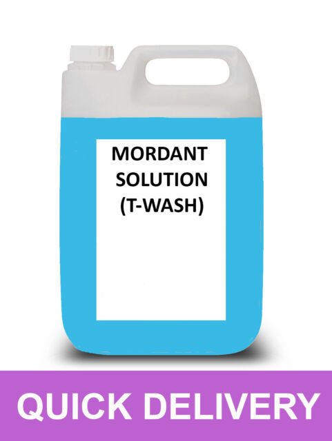 Image result for t wash mordant solution