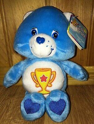Care Bear Champ Care Bear 8' 2003 NWT](Champ Care Bear)