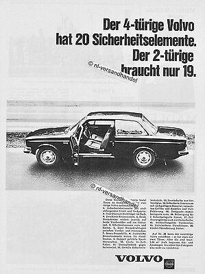 Volvo-142-1967-Reklame-Werbung-genuine Advertising- nl-Versandhandel