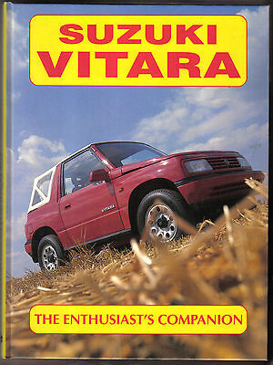 Suzuki Vitari Enthusiast's Companion Vitari Sport + JLX SE 5-door MRP 1995