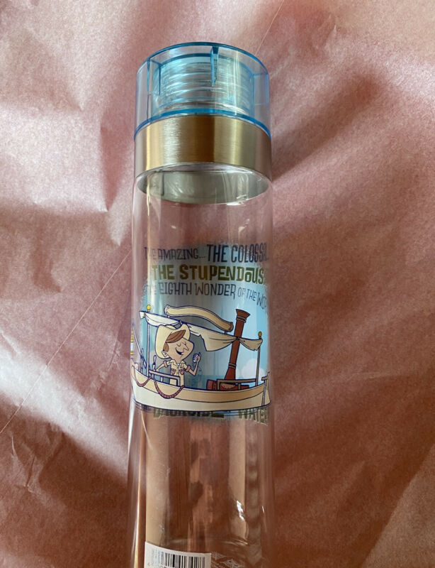 Disney Parks Jungle Cruise Backside of Water Bottle Brand New (DIS20)