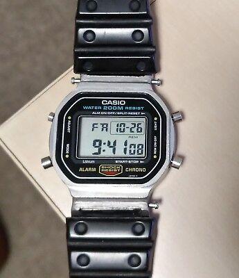 """Casio G-Shock DW-5600C """"Speed"""" (DW-5000 series), module 901, RARE vintage watch"""