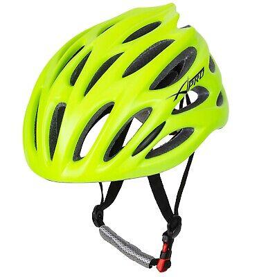 Ciclismo Casco MTB Ajustable Racing Bicicleta Fluo Montaña Carretera Cómodo