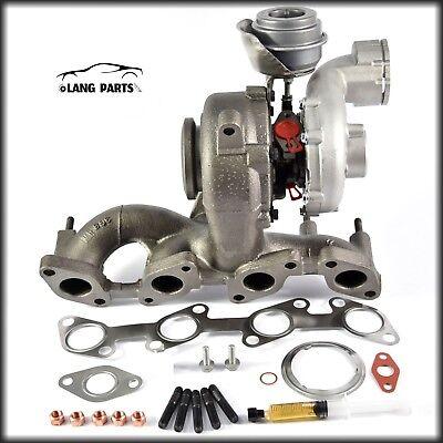 Turbolader VW Passat Golf Touran 2.0 TDI 140PS 03G253010J 03G253019A 03G253014H  gebraucht kaufen  Görlitz