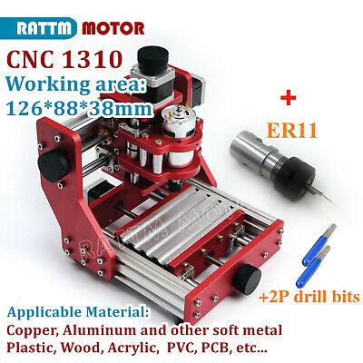 Benbox 1310 Mini Desktop Engrave Full Metal Cutting Milling Machine Cnc Router