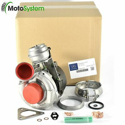 Turbolader Mercedes ML270 E270 CDI 125 kW 170PS W210 W163 A6120960599 6120960599