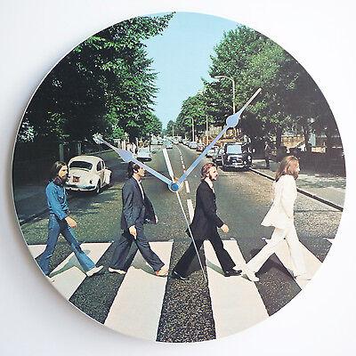 Abbey Road Album Art - The Beatles 12