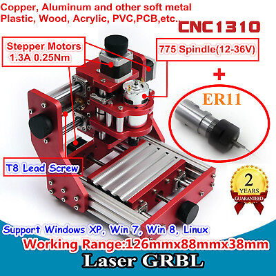 Benbox 1310 Mini Desktop Engrave Full Metal Cutting Milling Machine Cnc Router