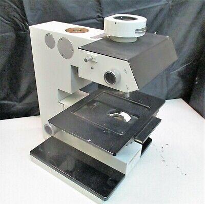 Vickers Photoplan Microscope For Repair
