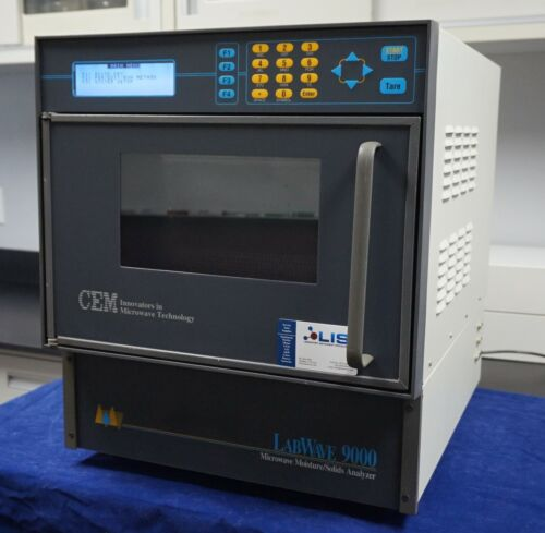 CEM LabWave9000 Microwave Moisture Solids Analyzer- Fully Reconditioned