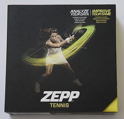 Zepp Tennis Swing Analyzer - Unopen Box !
