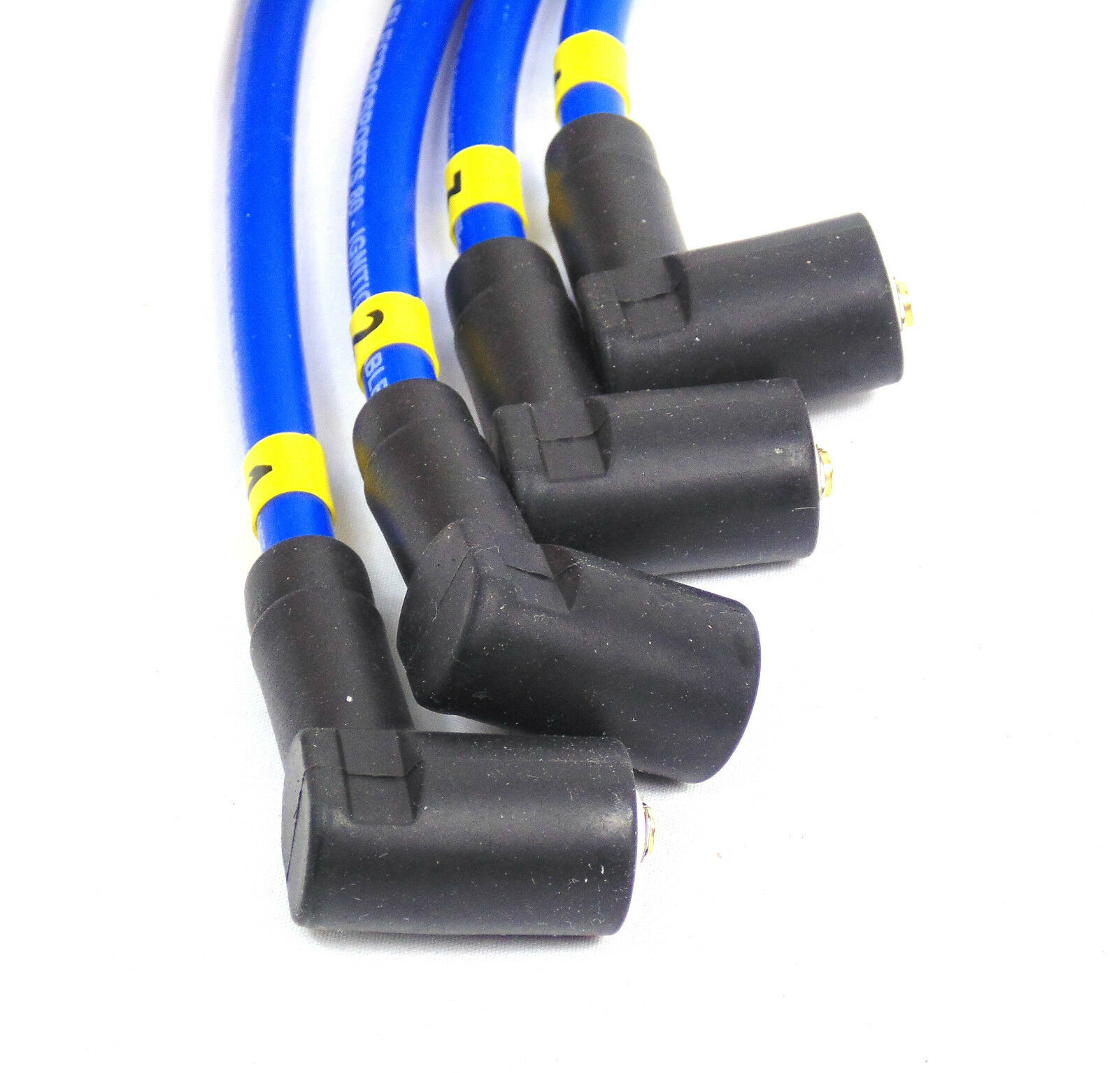 Magnecor 8mm Ignition HT Leads Wires Cable Renault Clio Sport 182 ...