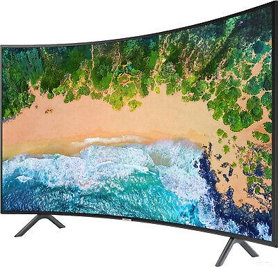 "Samsung UN65RU7300FXZA 65"" Ru7300 4k Ultra HD Curved Smart TV for sale  Shipping to South Africa"