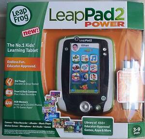 Leapfrog LeapPad2 Power learning tablet - Green Hornsby Hornsby Area Preview