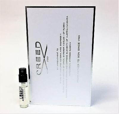 Creed Aventus For Men 2 5Ml 0 08 Fl Oz Spray Sample Cologne New In Card