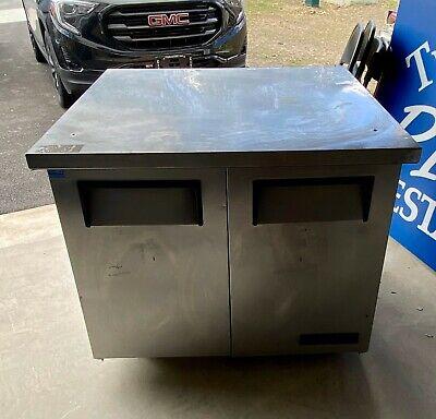 True 36 Undercounter Refrigerator