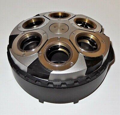 Nikon Microscope Sextuple Nosepiece For E600 E800 And E1000 C-nd-dic
