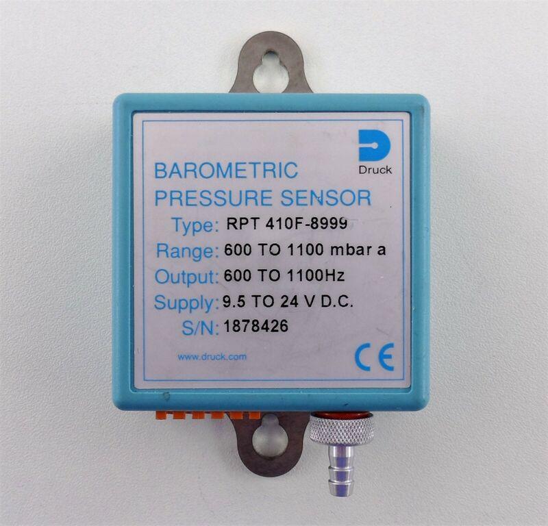 Druck RPT 410F-8999 Barometric Pressure Sensor Used (B)