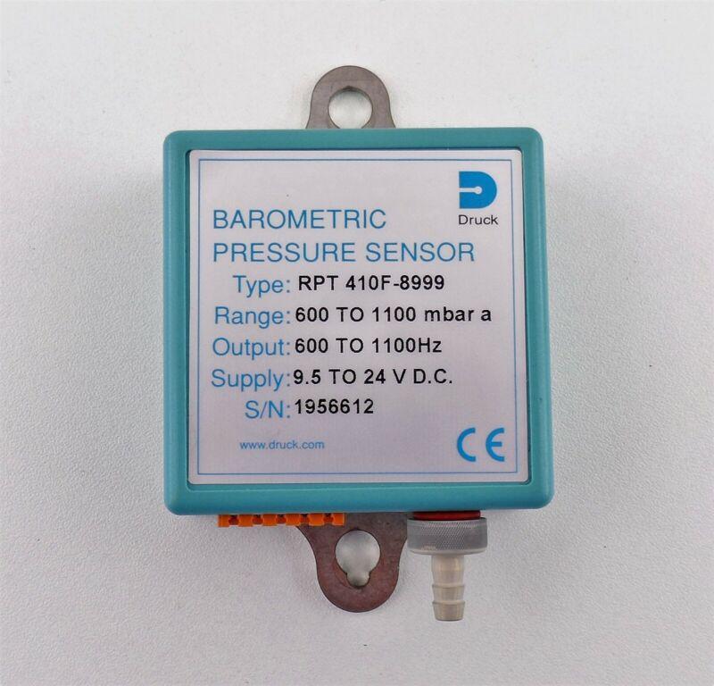 Druck RPT 410F-8999 Barometric Pressure Sensor Used (D)