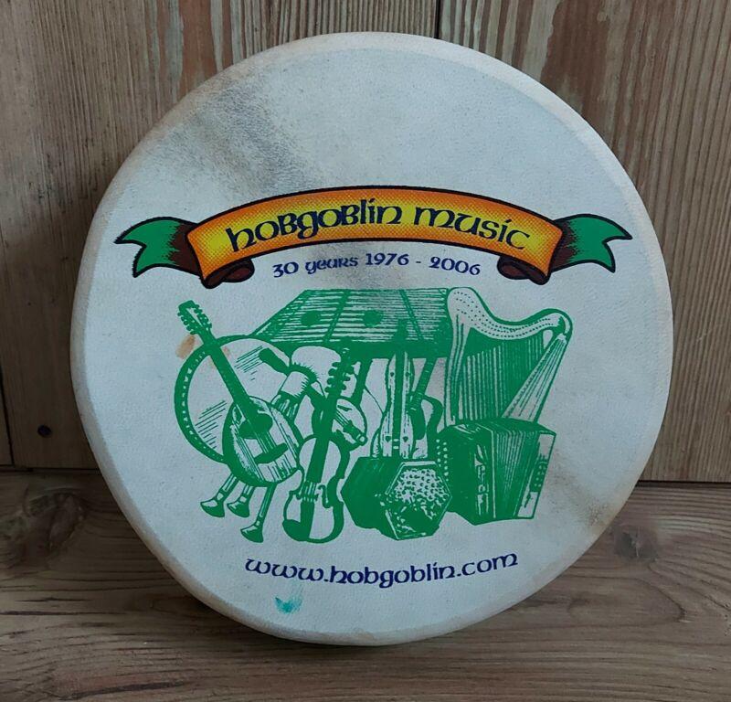 Bodhran Irish Folk Drum Hobgoblin Music 30 Years 2006