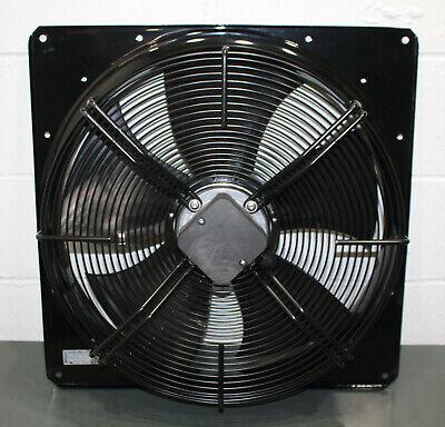 Ebmpapst Axial Fan W4d500-gm03-10 3 Phase 400 460 Vac Tubeaxial Blower